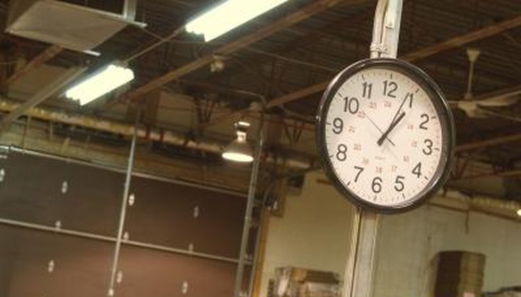 Unlike the hourly employee who qualifies for overtime pay if he works more than 40 hours per week, the salaried employee does not generally receive overtime.