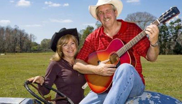 Cowboy songs.
