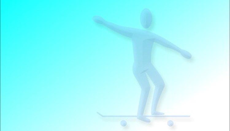 How to Ride a Longboard Skateboard
