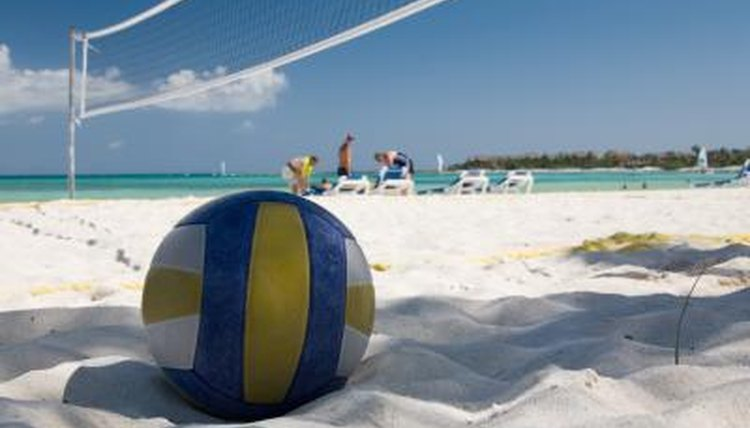 Legal & Illegal Hits in Volleyball