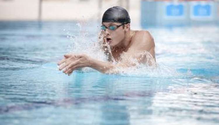 The Muscles Used in the Breaststroke