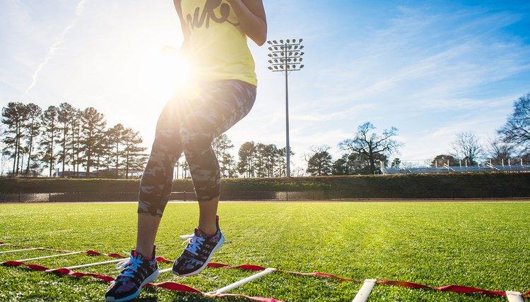 7 Exercise Moves to Boost Your Agility