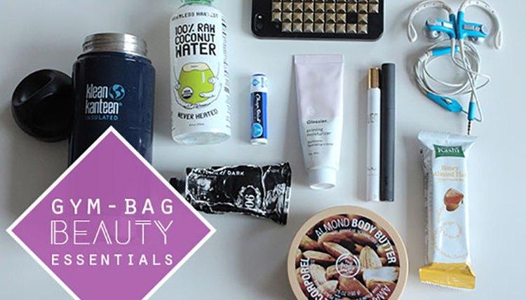 12 Beauty Essentials for Your Gym Bag