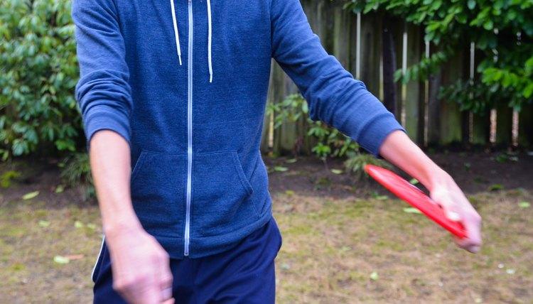Discus Throwing Exercises