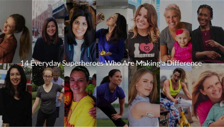 14 Everyday Superheroes Who Are Making a Difference