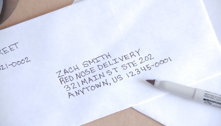 How to write a professional mailing address on an envelope synonym getting started spiritdancerdesigns Gallery
