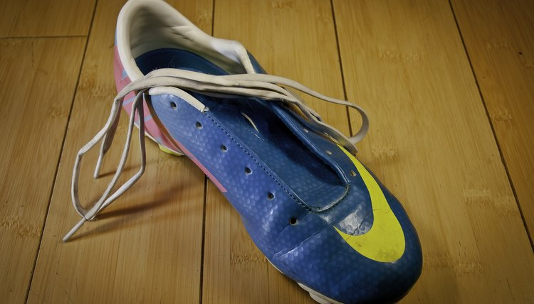 How to Lace Soccer Shoes