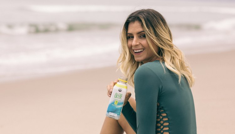 Don't Tell This Pro Surfer She's Good - For a Girl