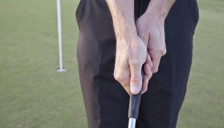 Ways to Grip a Putter   Golfweek