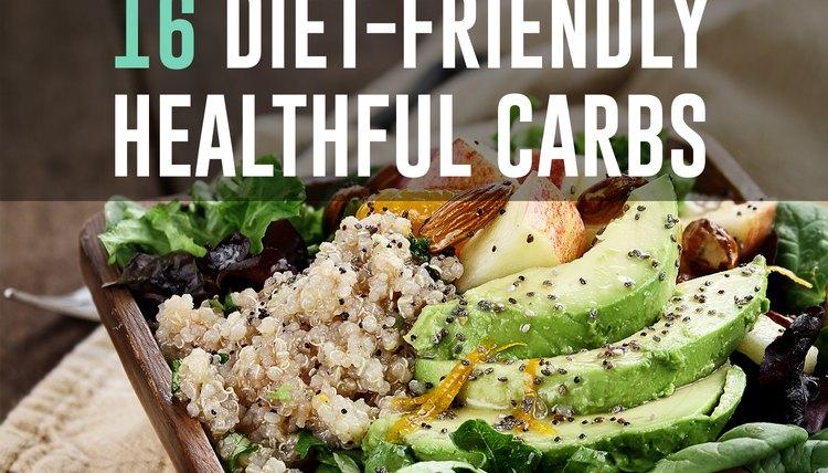 16 Diet-Friendly Healthful Carbs