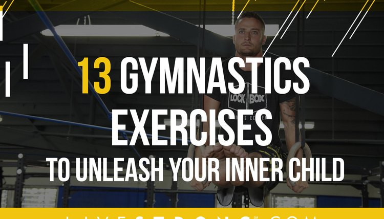 13 Gymnastics Exercises to Unleash Your Inner Child
