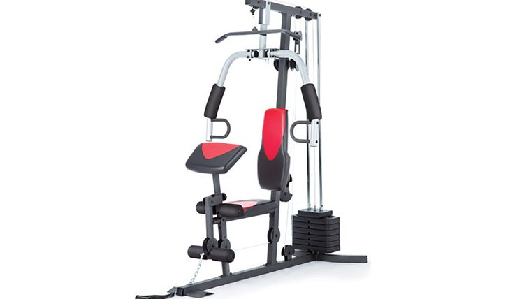 Weider 2980 X Home Gym Review