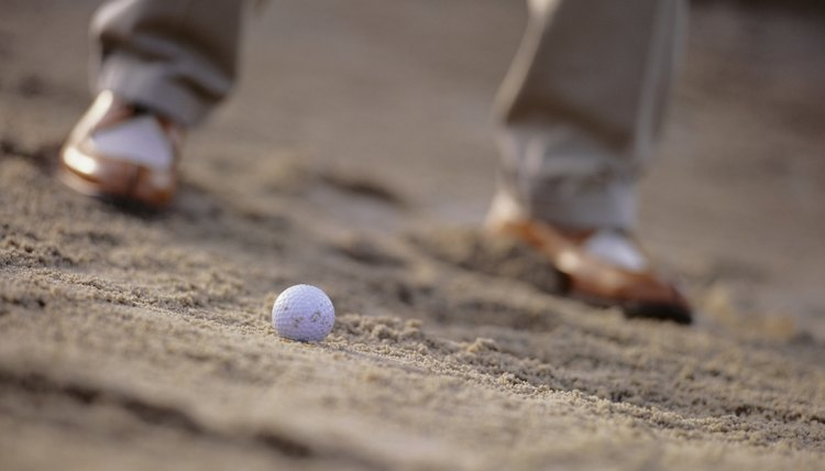 why are sand wedges used from the fairway