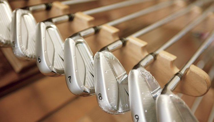 Gone are the days of hickory sticks for shafts, replaced by composite materials.