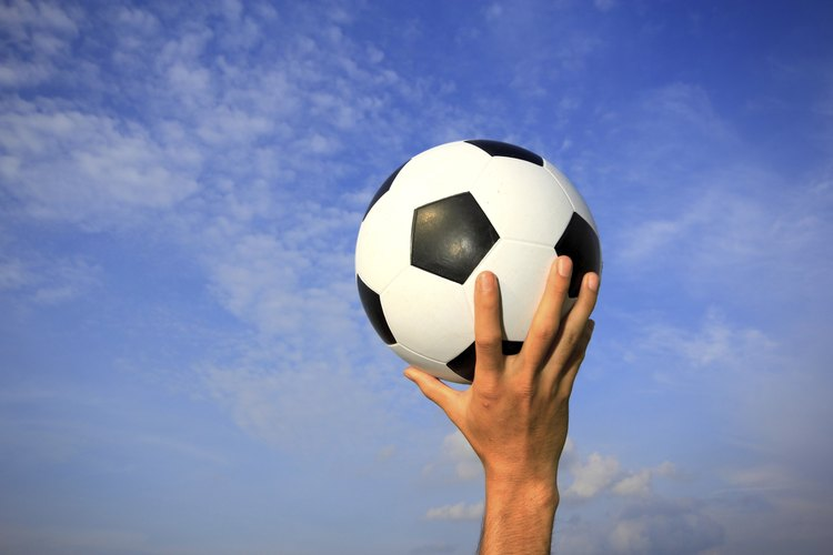¿Cuánta cantidad de presión de aire hay en una pelota de fútbol de tamaño  reglamentario  c7af1bce45eff