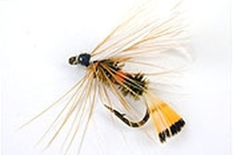 Tie a Fly to a Fly-Fishing Line