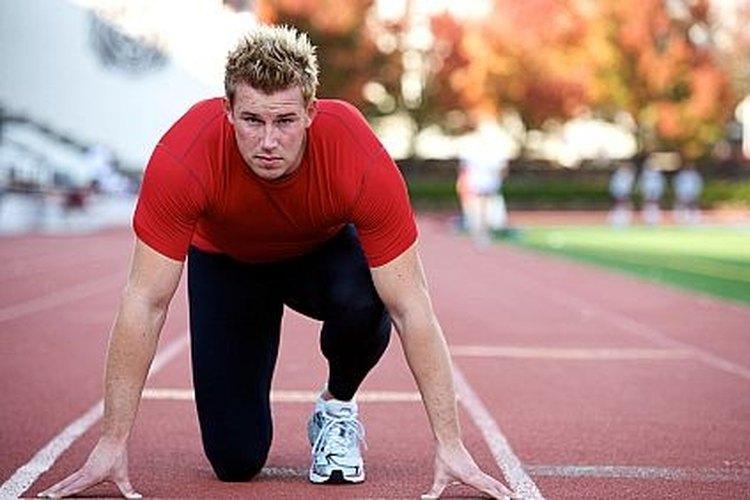 Cómo entrenar para la carrera de 100 metros - Muy Fitness