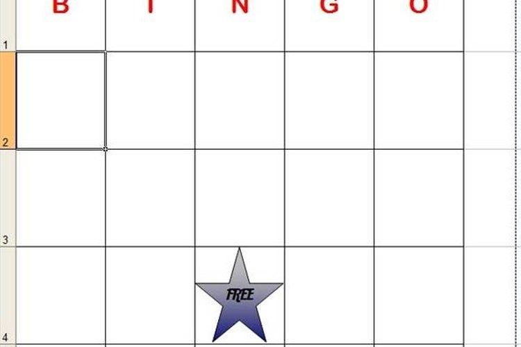 Cómo diseñar cartones para jugar Bingo en Excel   Techlandia