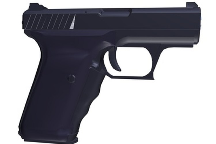 Get your stolen gun back.