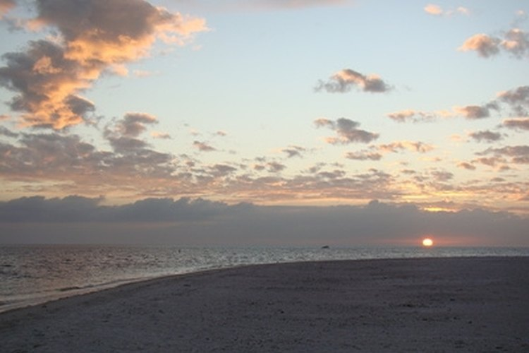RV parks can be found along the length of Florida's Gulf Coast.