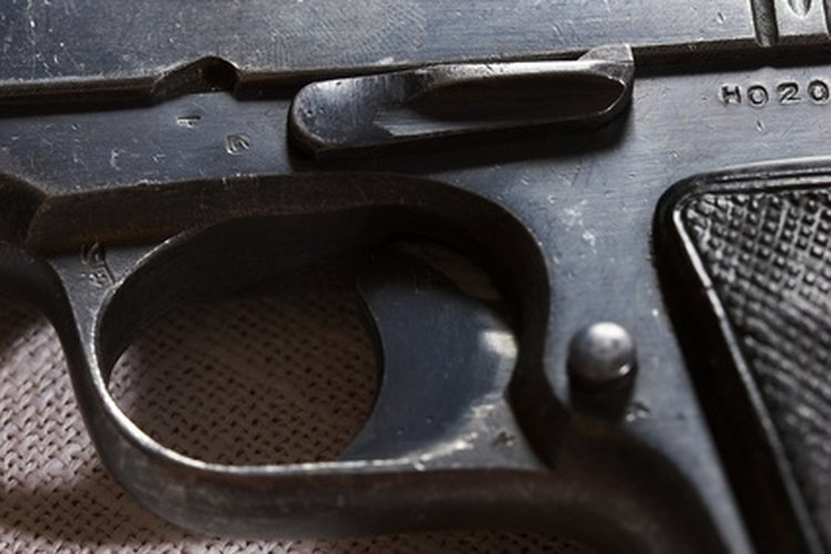 Removing the trigger assembly is harder than just field stripping a 1911.