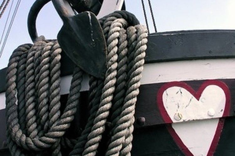 Knot tying is essential in sailing and other hobbies.