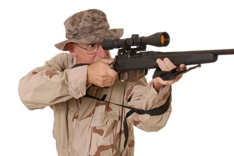 An accurate long-range scope needs to be free from parallax error.