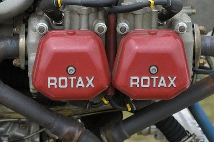 Dual carburetors are rebuilt in the same way as single carburetors.