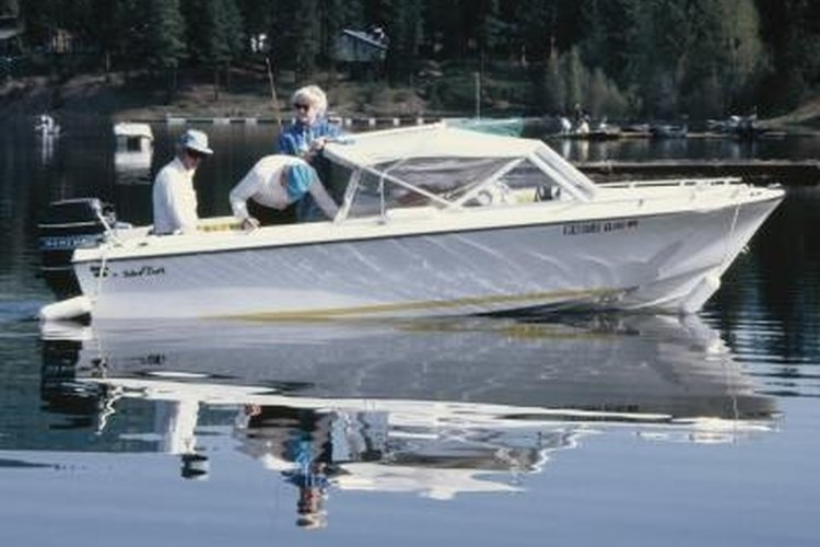 Over time, your boat will, inevitably, pick up some chips and dents.
