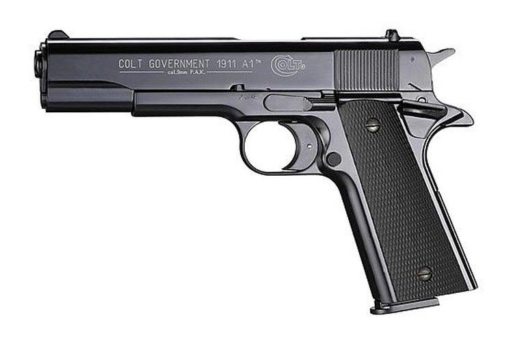 Colt .45 1911 Automatic