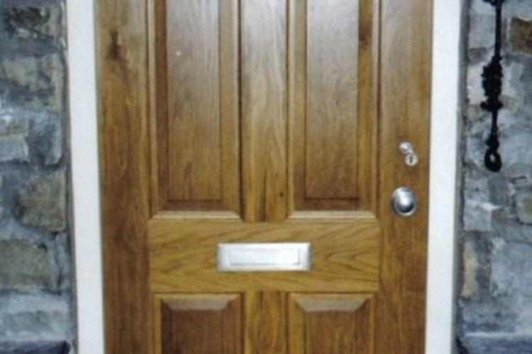 Pick a Standard Door Lock