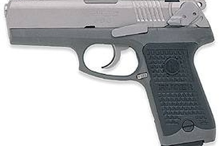The Ruger P94 is an updated version of the P89 9mm.