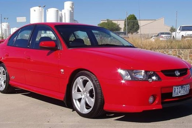 Holden VY Commodore