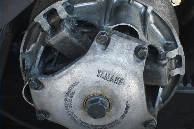 1996 V-Max 600 primary clutch