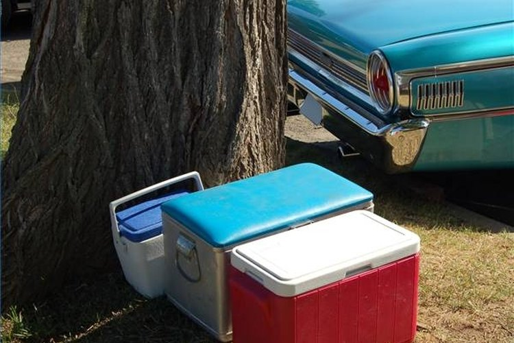 Keep Things Frozen in a Cooler