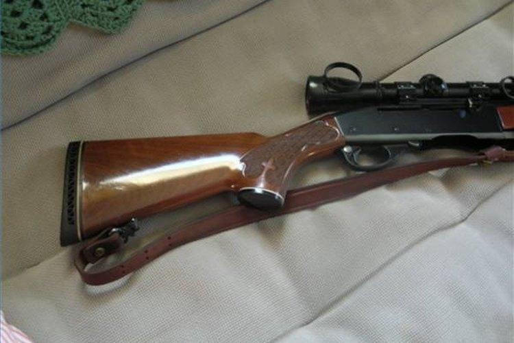 Make Scratch Repairs on a Gun Stock