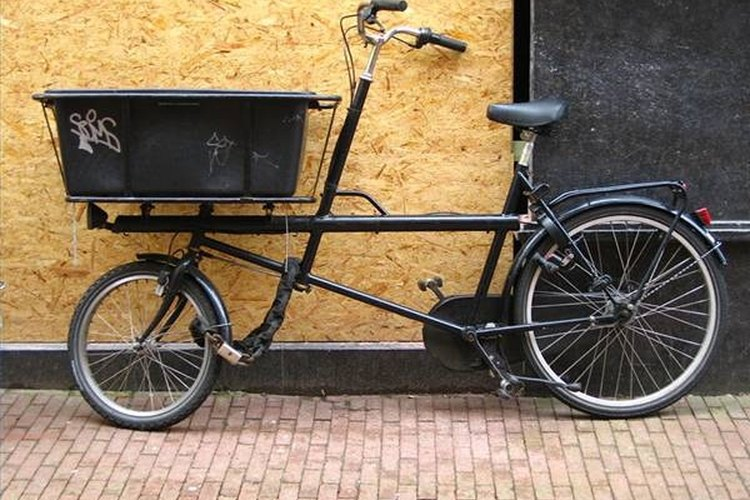 Bicycle with modifications