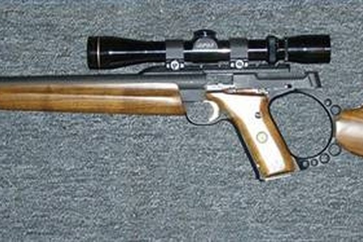 Set a Scope on a .22 Rifle