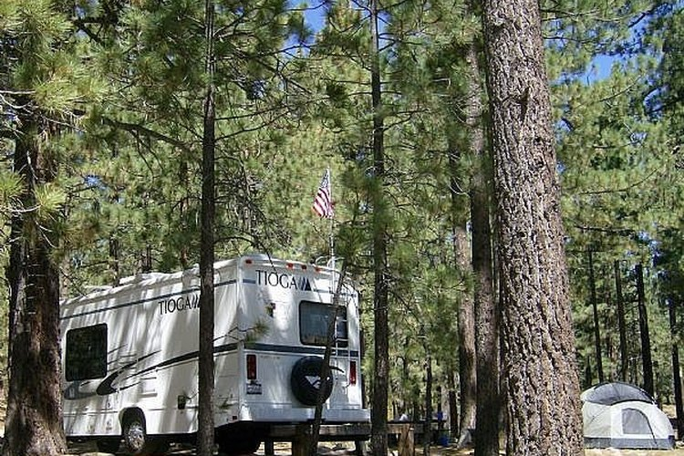 Fill a Recreational Vehicle's (RV) Propane Tank