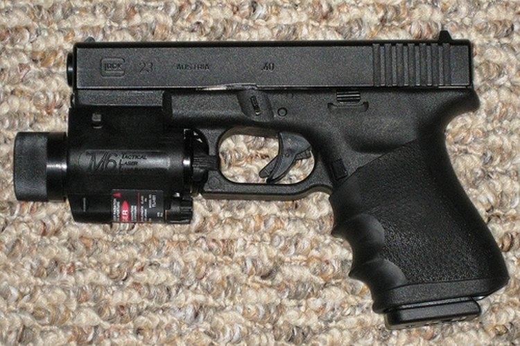 .40 caliber Glock Model 23