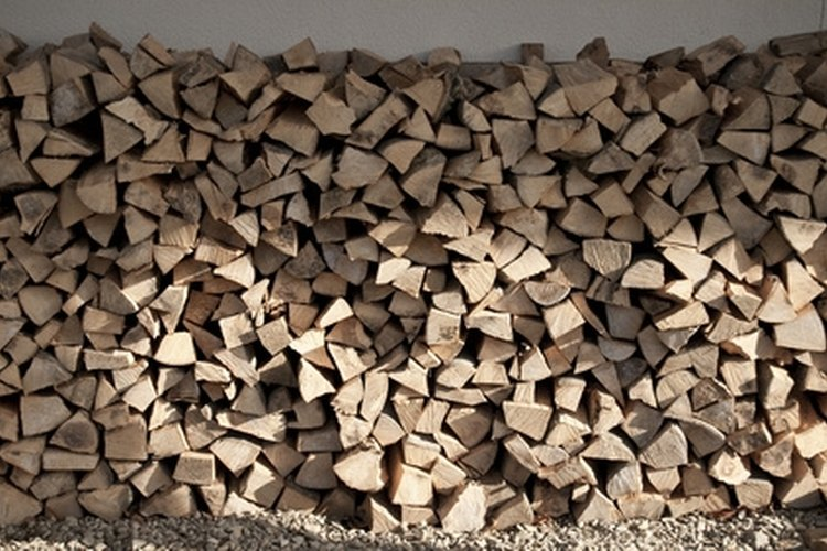 Learn how to quickly season your firewood.