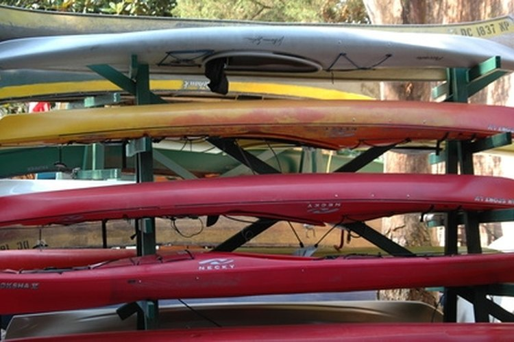 Getting the kayak off the rack and onto your pickup truck may require an easy-to-build homemade carrier.