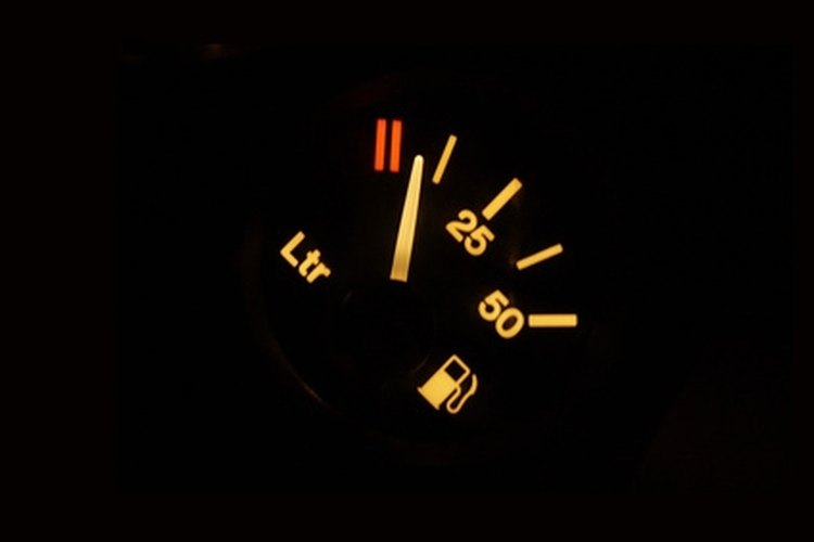 Wiring a fuel gauge yourself is a money saver.