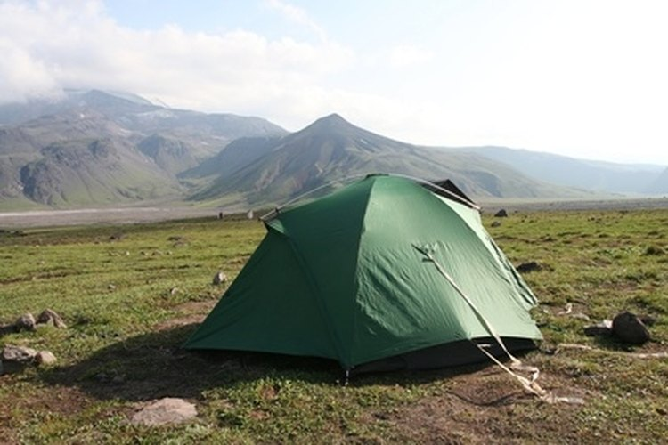 Learn how to set up your Wenzel tent.