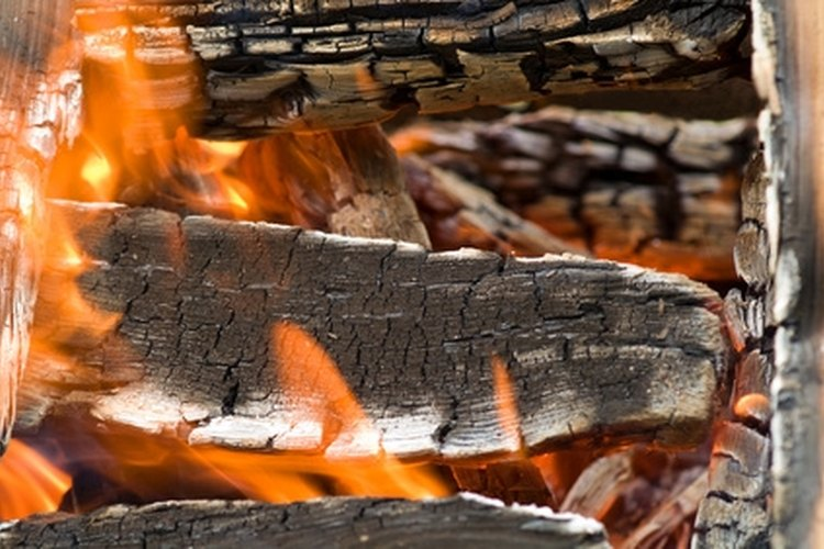 Choose the right wood and build your fire carefully.