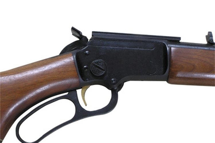 Hookup winchester rifles by serial number