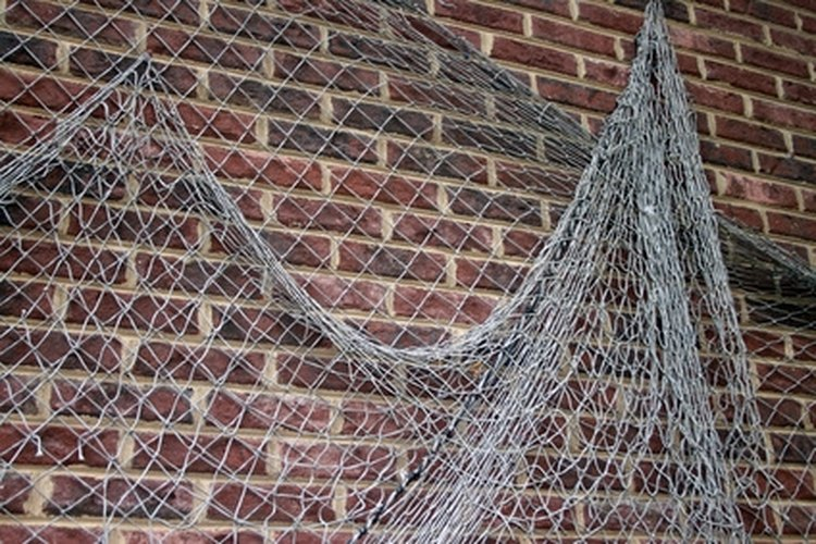 Gill nets have been used for food procurement for thousands of years.