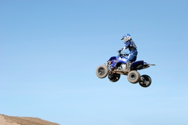 The best ATV trails are designed to provide an outdoor experience that challenges riders.