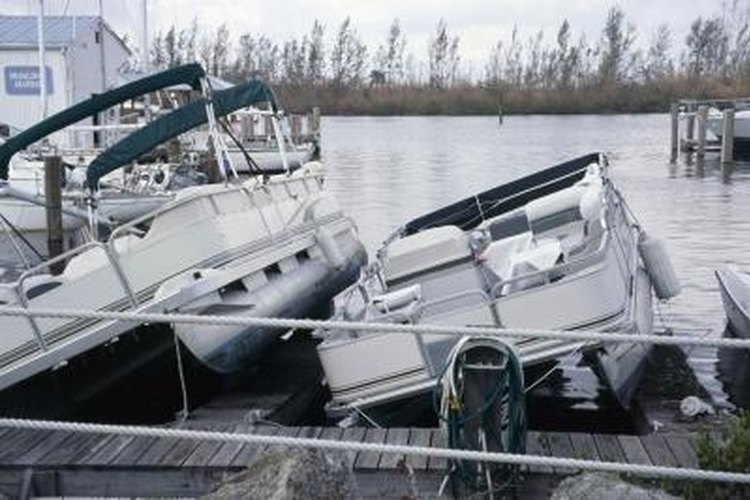 Repairing a pontoon leak can mean the difference between staying afloat and going under.