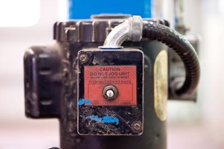Identify an Onon generator from the serial number found on the name or faceplate.